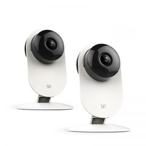 YI 1080p Home Camera AI DUO Pack