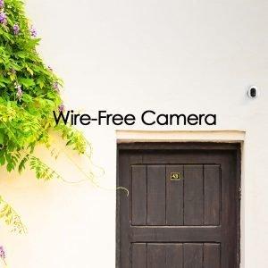 Wire-Free Camera