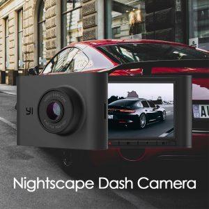 YI Nightscape Dash Camera