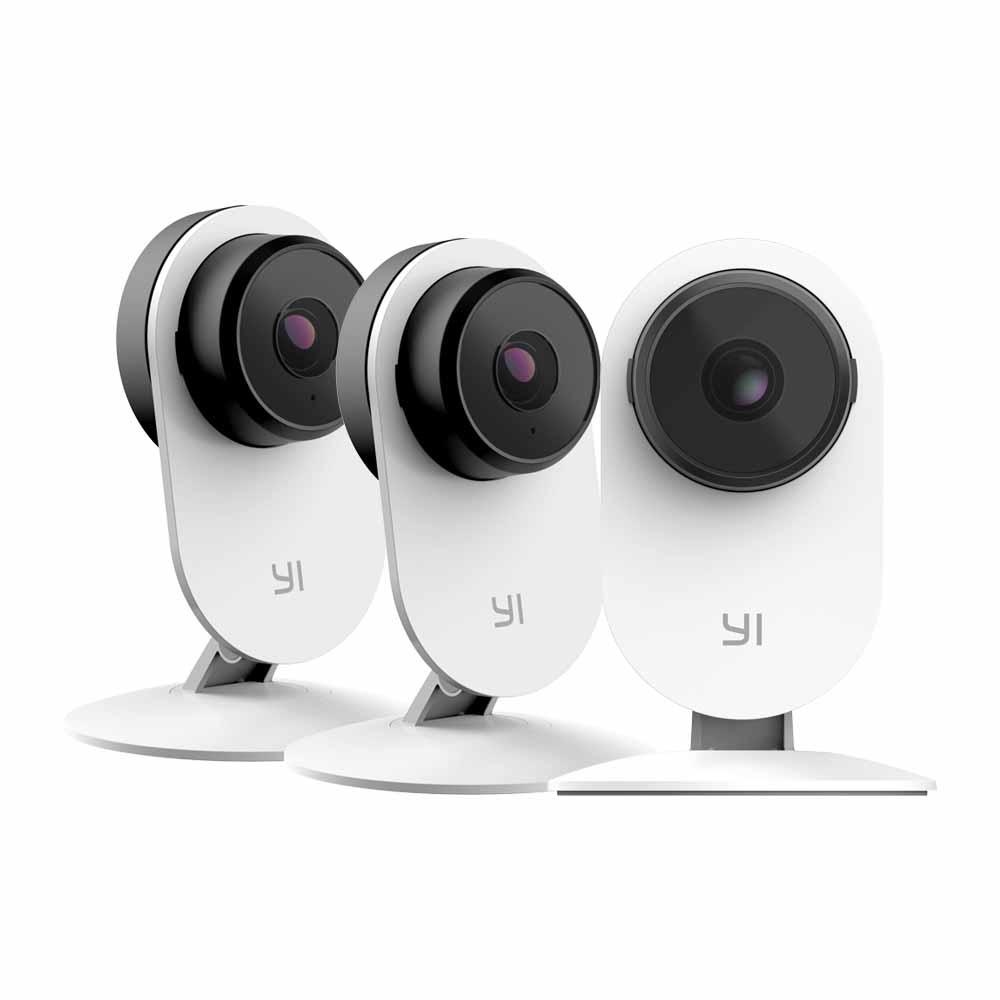 YI Home Camera 3 Triple Pack